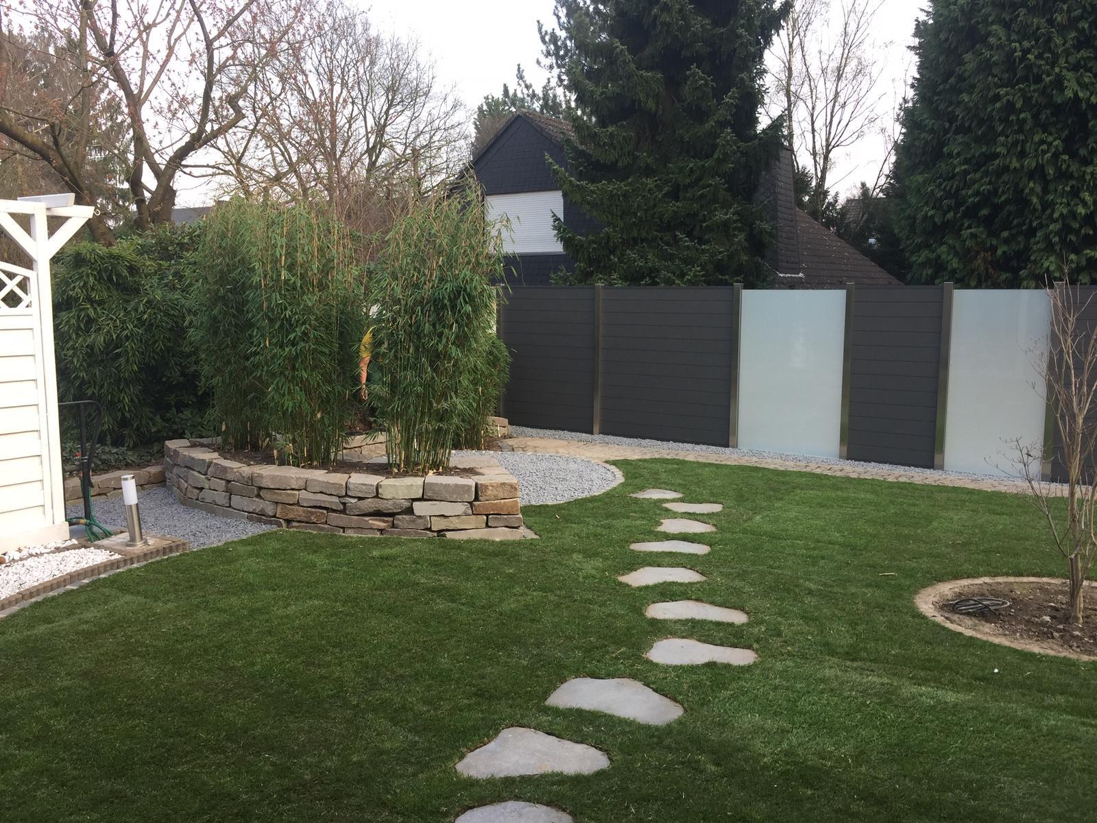 Gärten neu gestalten